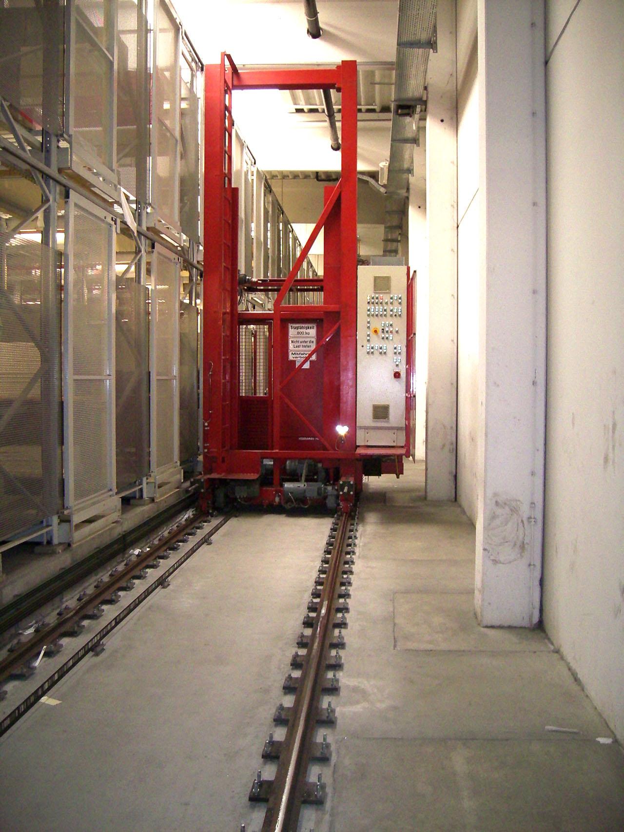 Lagererweiterung Bei Nobilia Werke In Verl H H Herrmann Hieber Gmbh